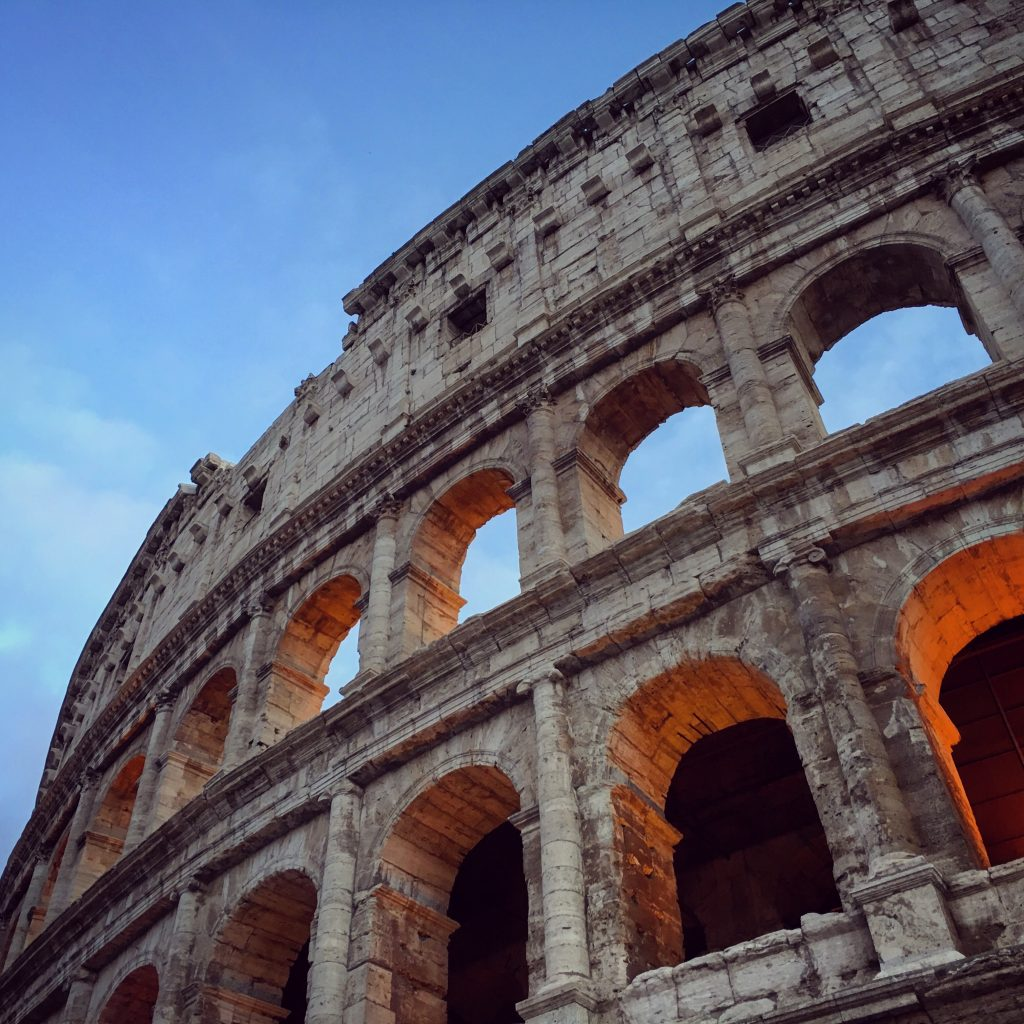Roman Colosseum by J.Nichole Smith
