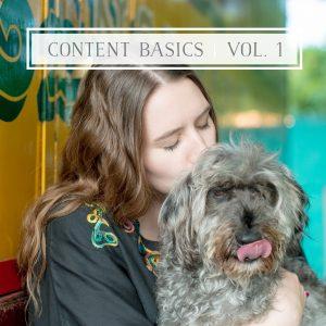 Content Marketing Basics: Part 1