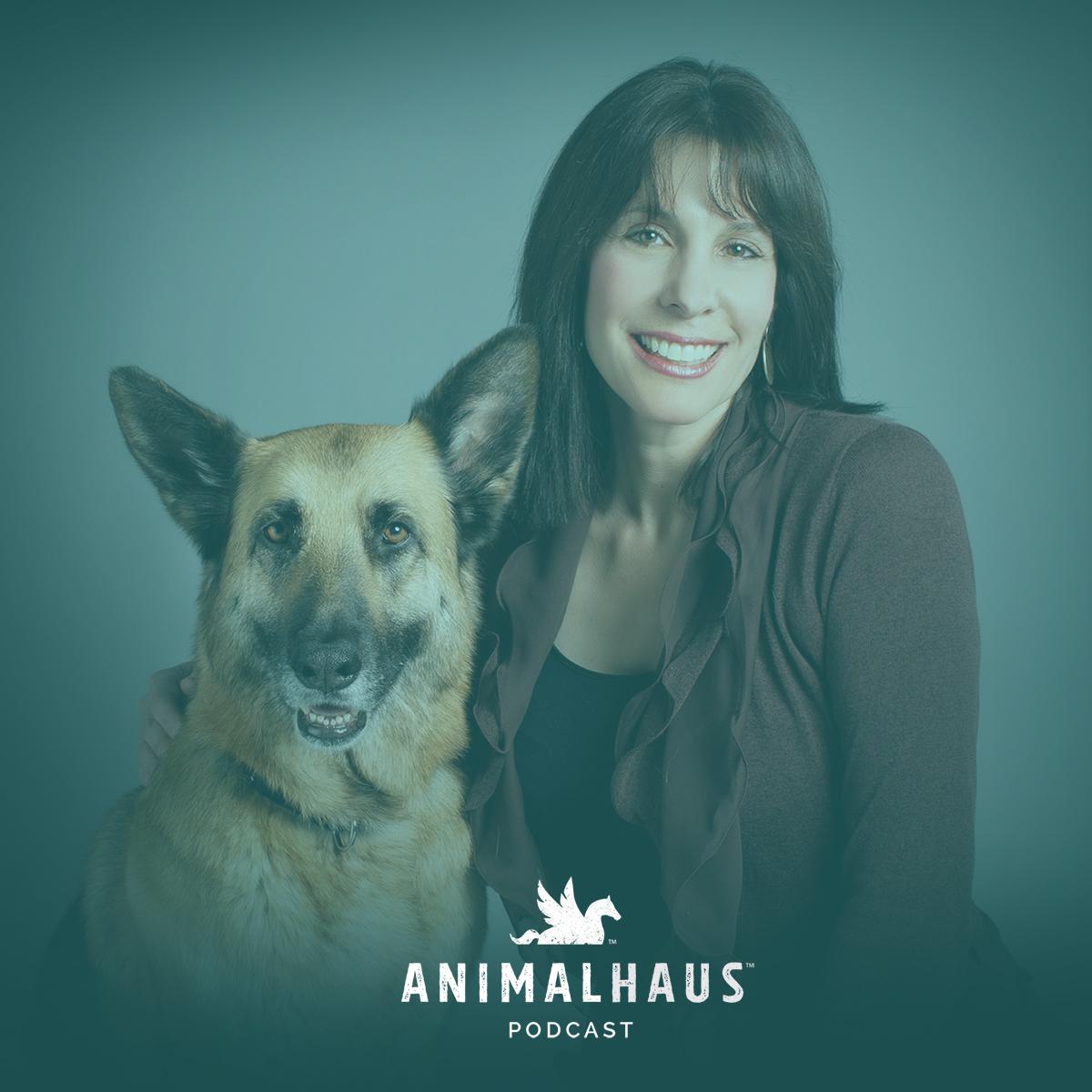 Carol Novello, Humane Society Silicon Valley President on the Animalhaus podcast