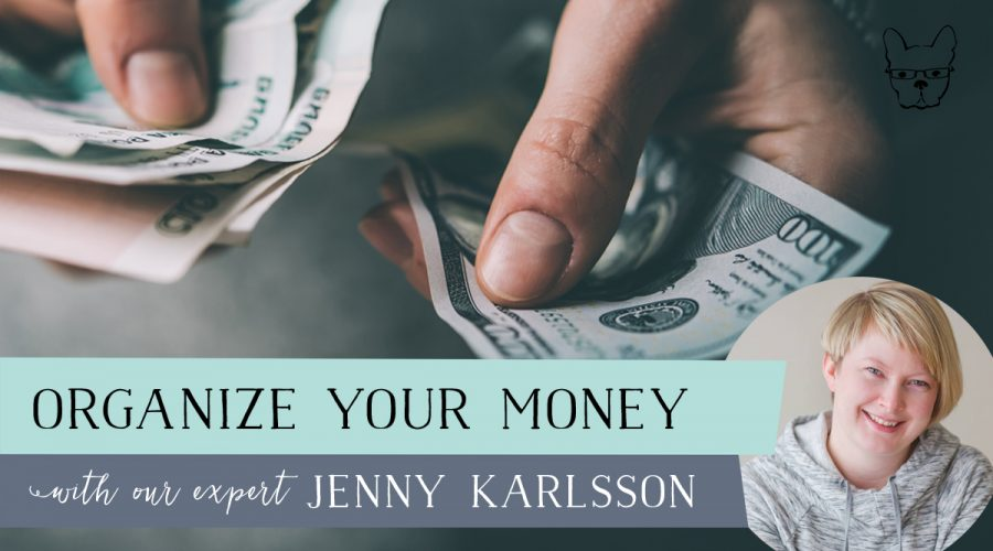 Organize Your Money