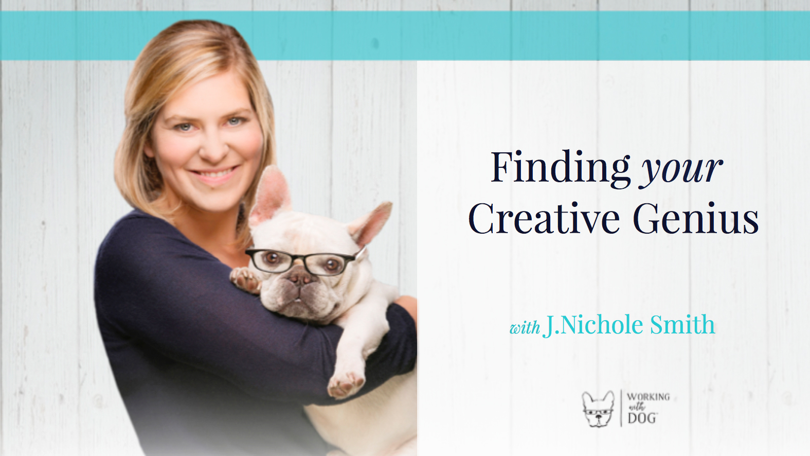 Finding your Creative Genius with J.Nichole Smith