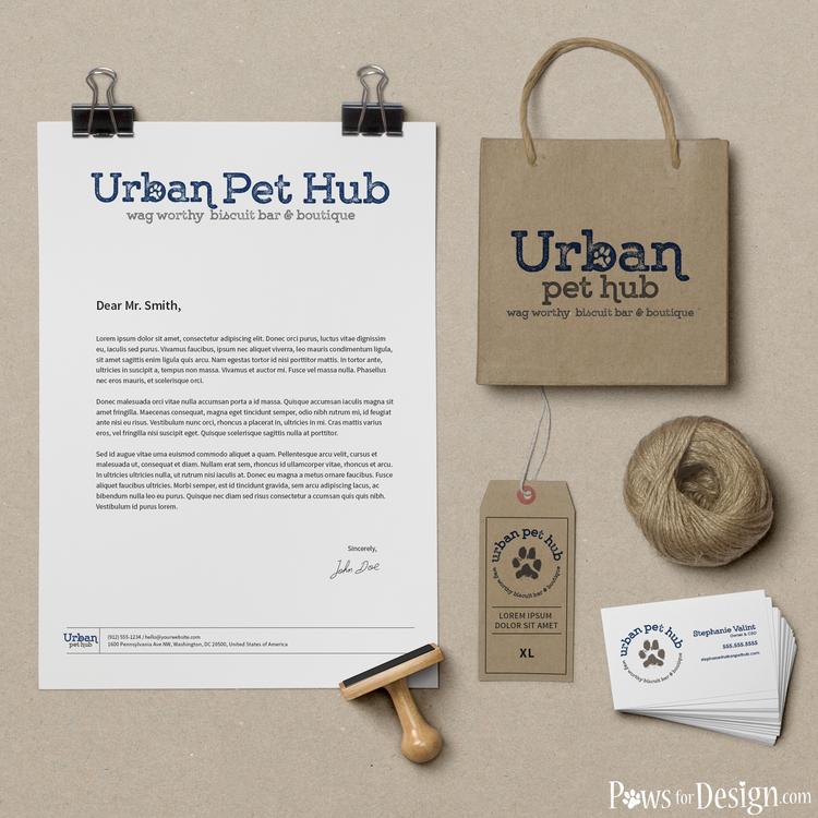 Urban-Pet-Hub-Branding-Mockup