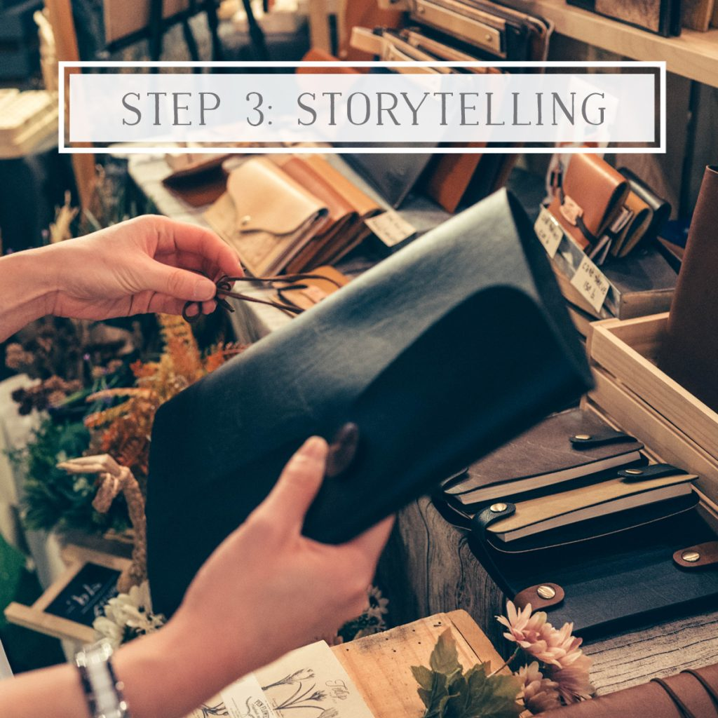 5 Steps for Bossing 2017 #3 Storytelling