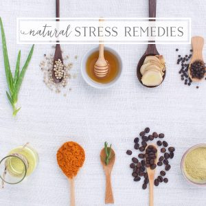 natural stress remedies for petpreneurs