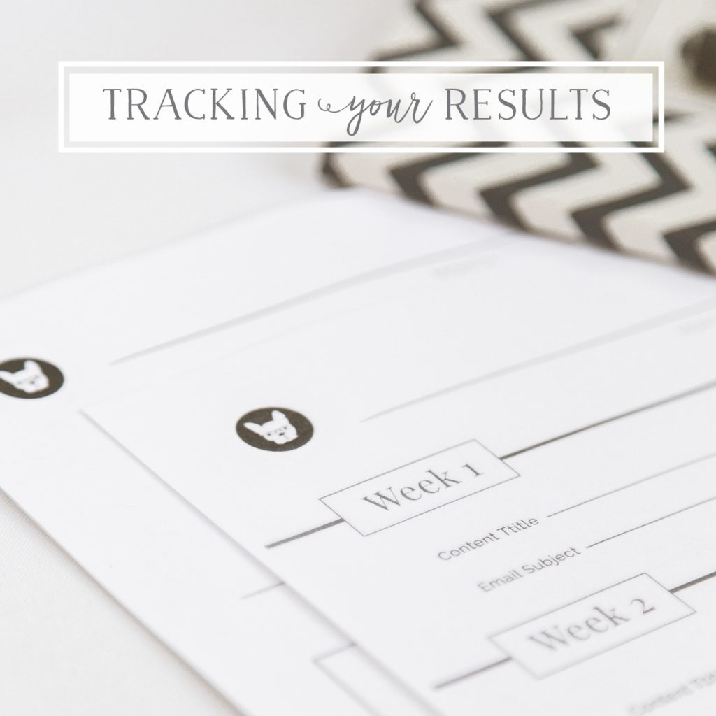 Tracking Your Planning Progress