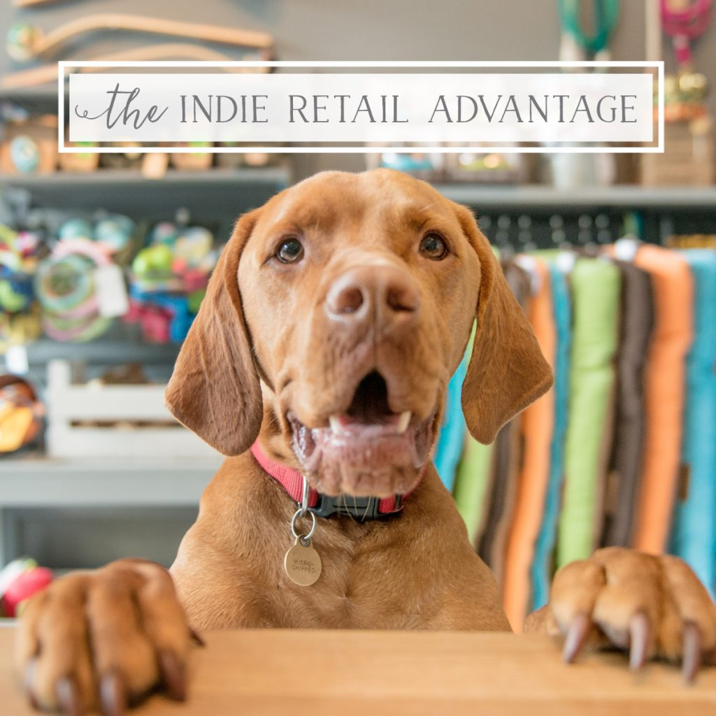 the independent pet retailers' competitive advantage