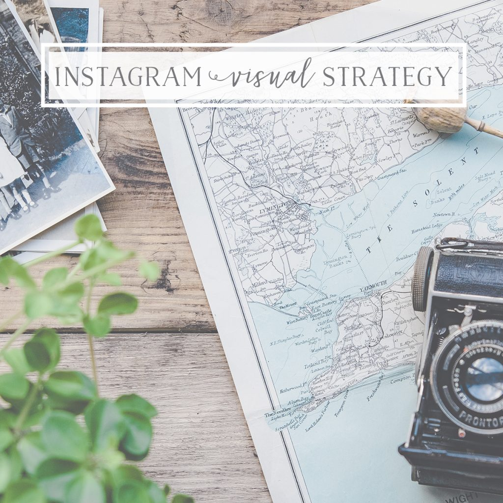 Instagram Visual Strategy