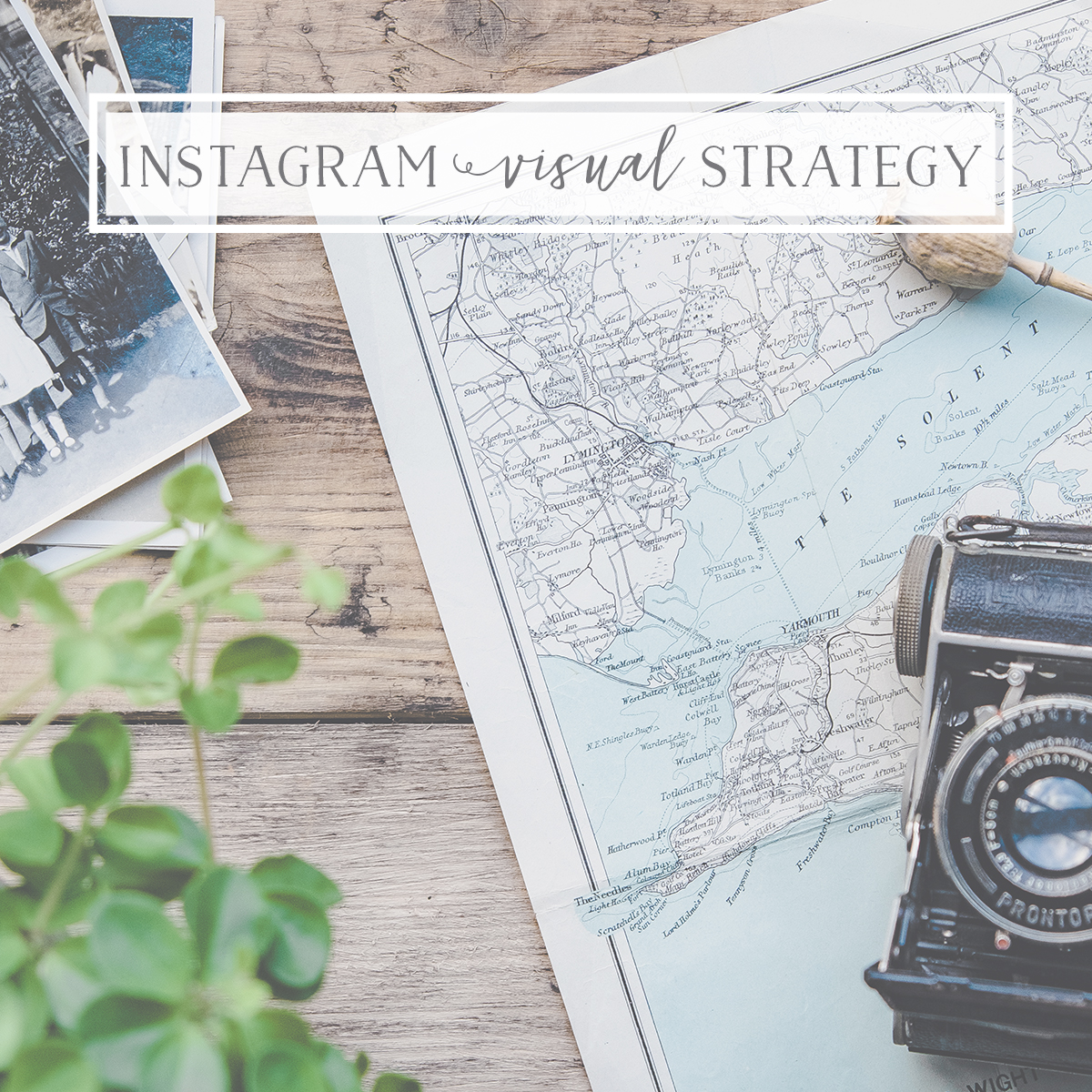 Visual Strategy on Instagram