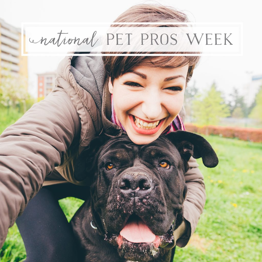 National Pet Professionals Week 2017