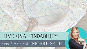 LIVE Q&A: Findability