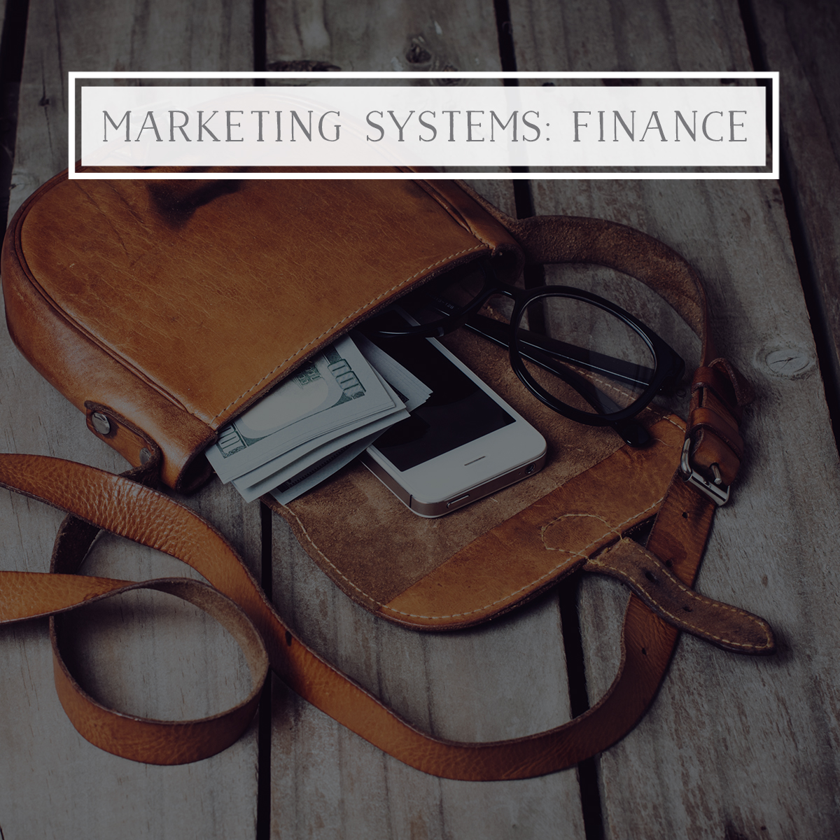 Marketing Systems: Finance