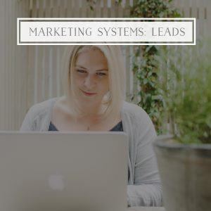 Marketing Systems: Leads
