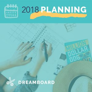 How-to Make a Dreamboard