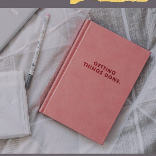 Productivity Workbook: Choose Your Challenge