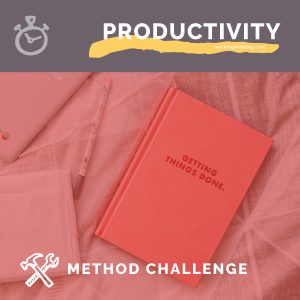 Productivity: Time Management Challenge