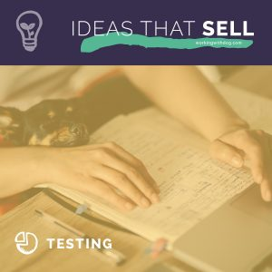 How to Test Your Ideas in the Real World