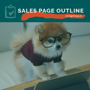Sales Page Outline