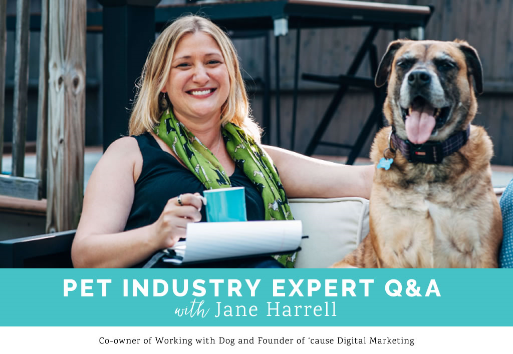 Pet Industry Expert Jane Harrell